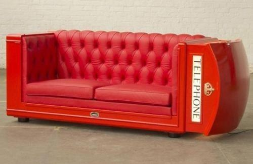 Not as Good as a TARDIS Couch, But It'll Do