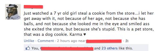 cookies,facebook,thief