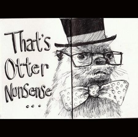 literalism,otter,similar sounding,utter