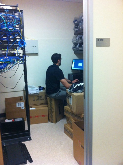 Office Level: IT Guy