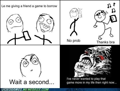 borrowing,friends,rage comic