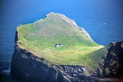 A Home on an Icelandic Island