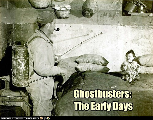 Ghostbusters:  The Early Days
