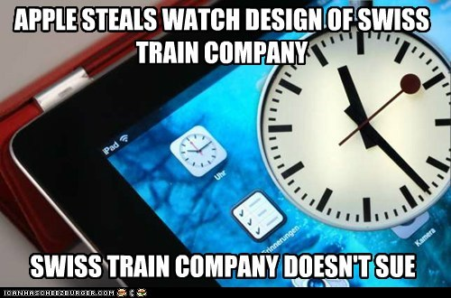 Good Guy Swiss Train Company
