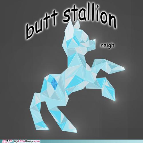 best pony,borderlands 2,butt stallion