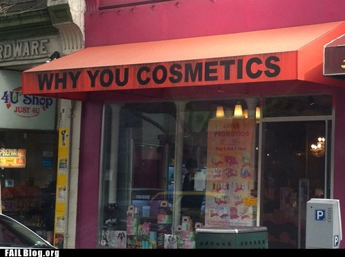 Engrish Funny: Yes, Why?