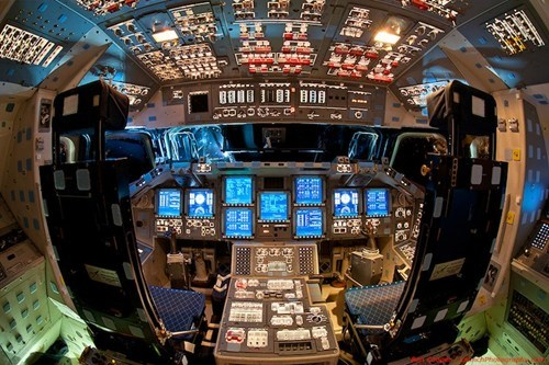 Flight Deck of the Day