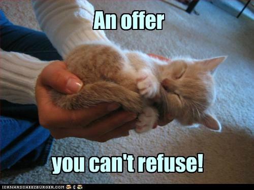 I accept!