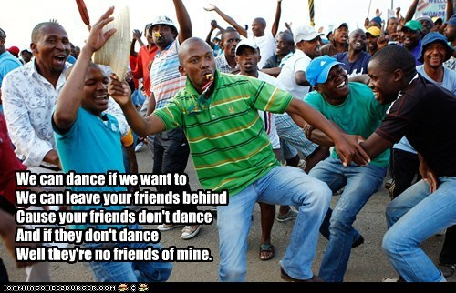 safety dance,men without hats,demonstration,celebration,song,lyrics