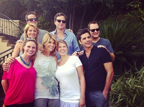Full House Reunion of the Day