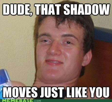 I've Got the Moves Like Shadow