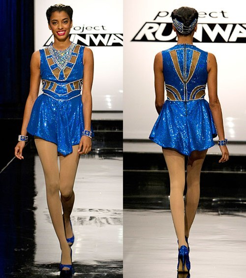 Sparkles and Nightmares on Project Runway
