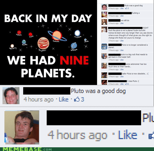It's Not a Planet, It's a Dog