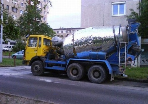 cement,cement mixer,disco