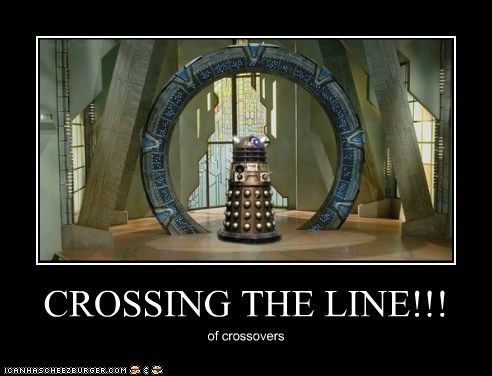 CROSSING THE LINE!!!