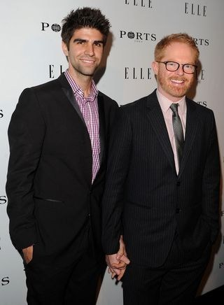 Jesse Tyler Ferguson is Engaged!