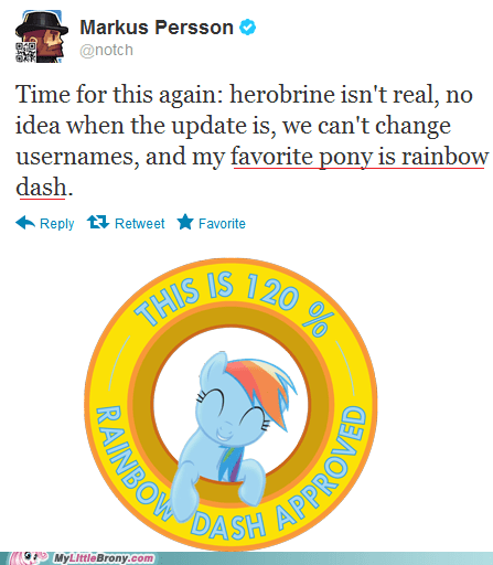 Looks Like Rainbow Dash is Best Pony