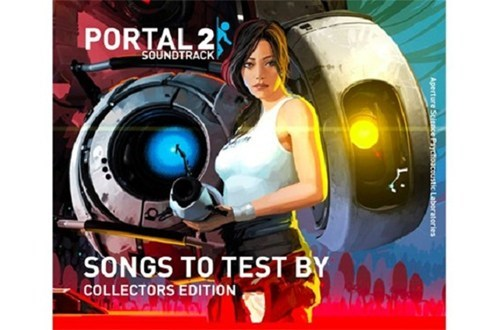 Portal Soundtrack Collecter's Edition of the Day