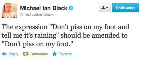 michael ian black,tweet,twitter
