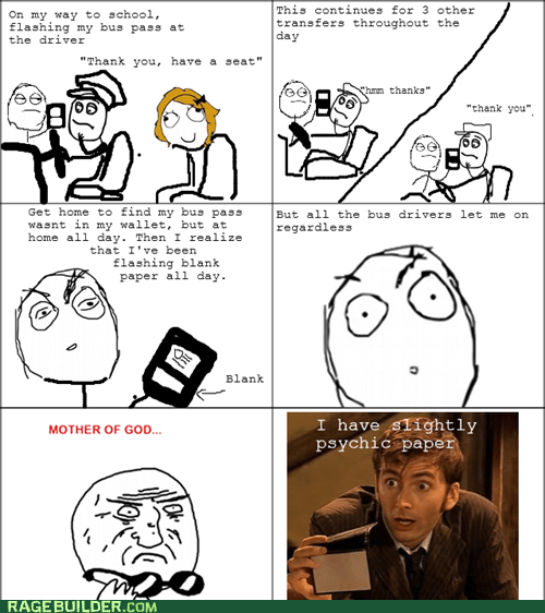 Rage Comics: What Would You Like to See?