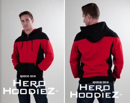 Starfleet Hoodie of the Day