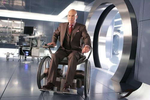 Patrick Stewart's Professor X Is Returning!