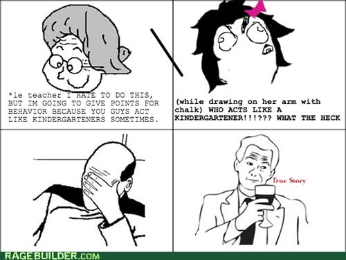 Stupid Classmate