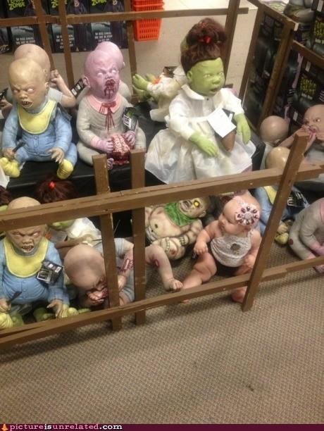 Babies,creepy,zombie