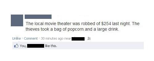 gas prices,movie theaters,Popcorn,price gouging
