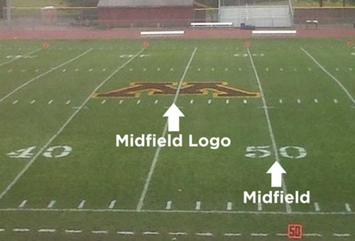 sports,sports logos,you had one job,football field