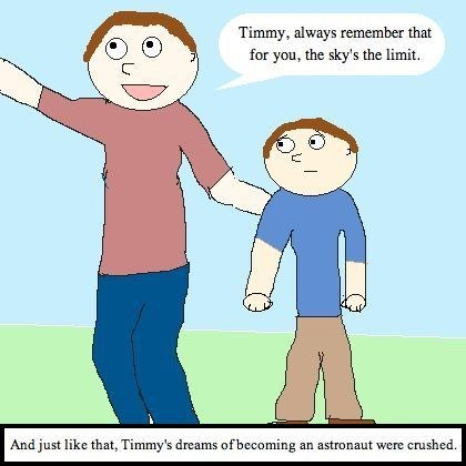 Poor Timmy