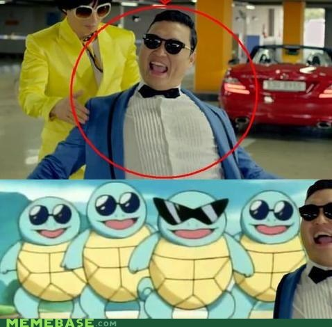 Deal With It,gangnam style,psy