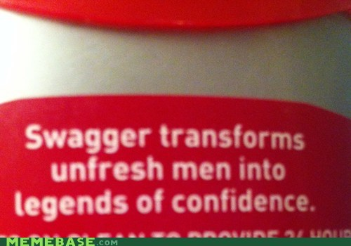 I Disagree, Old Spice