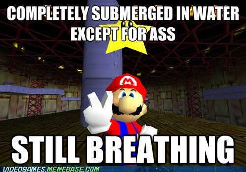 Mario 64 Logic