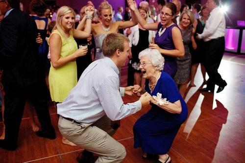 boogie,dance,get down,grandma,reception
