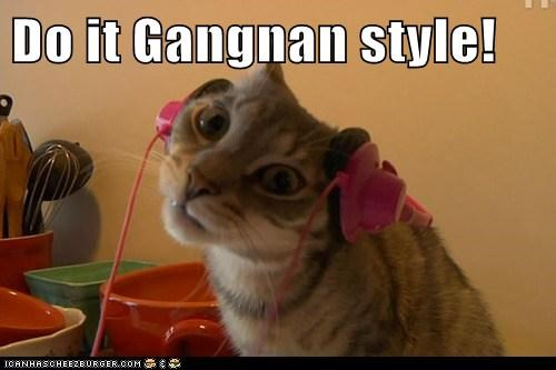Do it Gangnan style!