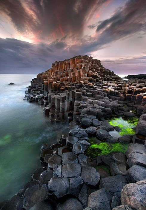 The Giant's Causeway, Geometry at Work