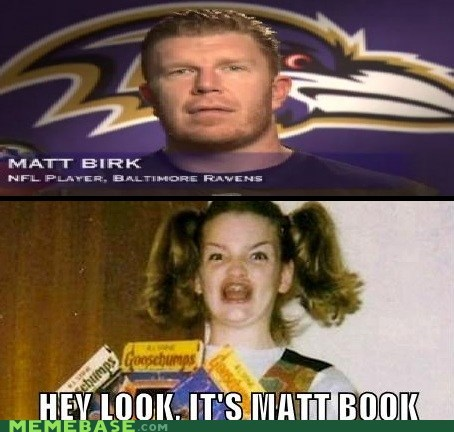 Ermahgerd, it's Matt Berk!