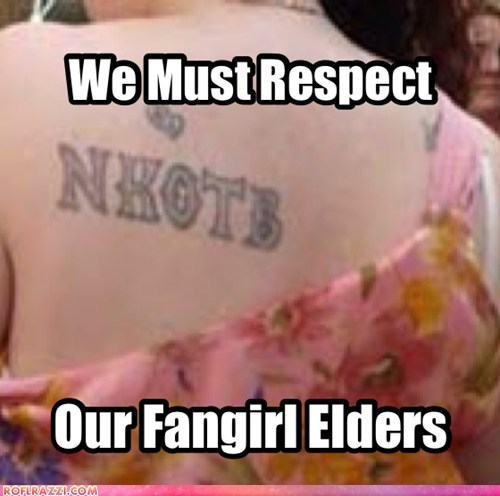 Respect Your Elders!