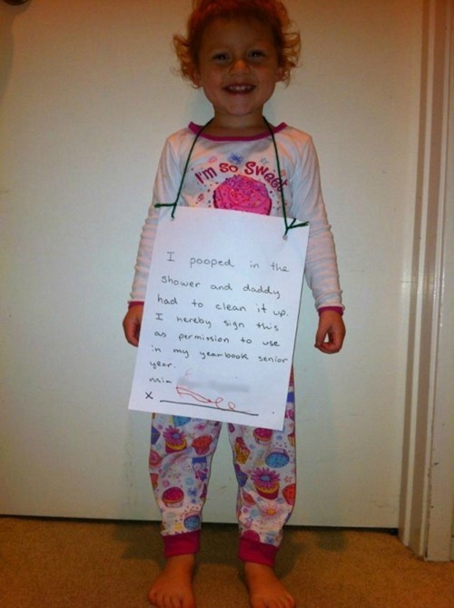 Kid Shaming of the Day