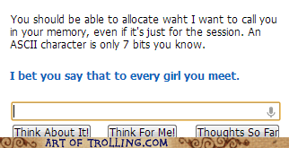 Cleverbot is Jealous