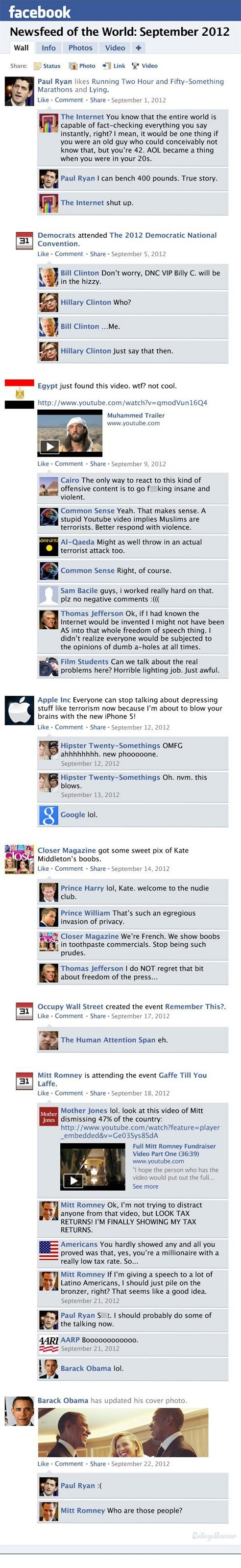 Totally Legit Newsfeed of the Day