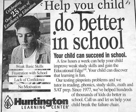 education,irony,Probably bad News,school,spelling,tutoring