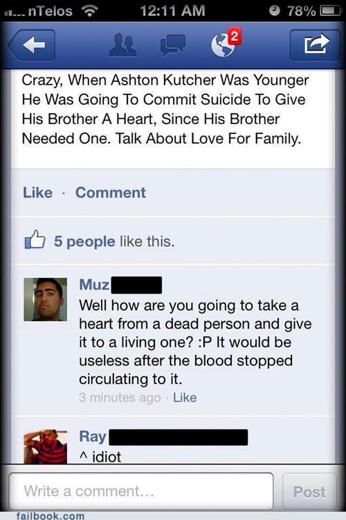 ashton kutcher,like this status,troll stories