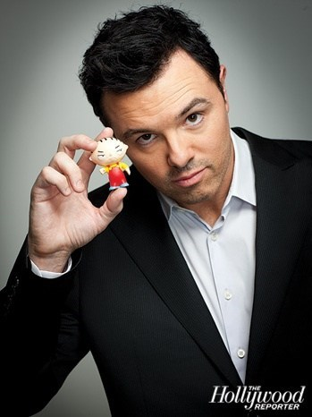 The Daily What: Seth MacFarlane, Oscar Host of the Day