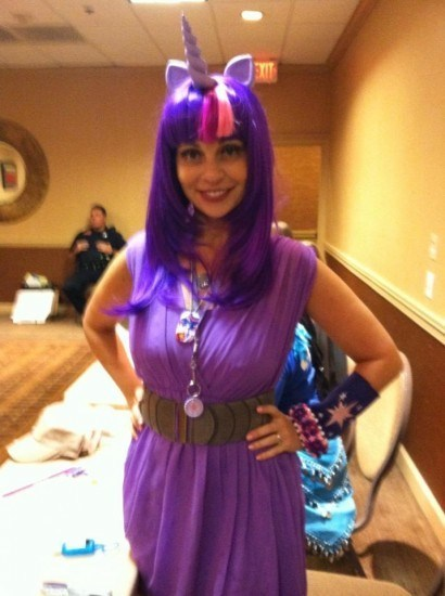 Tara Strong is Best Pony