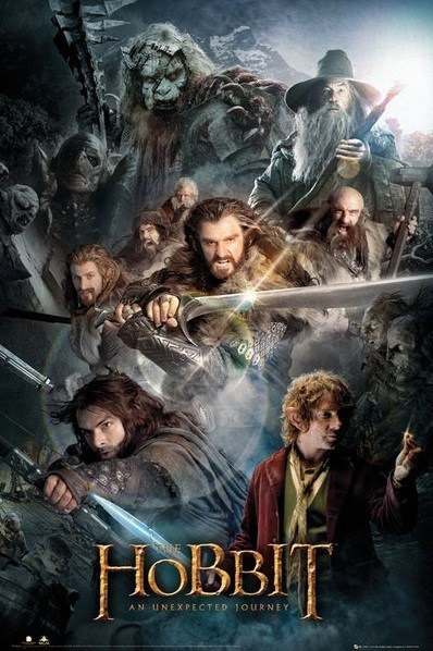 Another Hobbit Poster of the Day