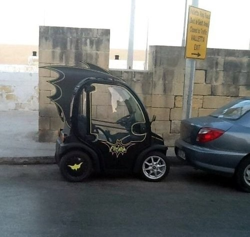 Tiny Batmobile WIN