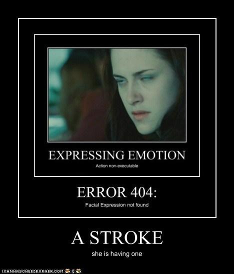 A STROKE