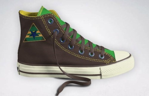 Custom Browncoat Sneakers